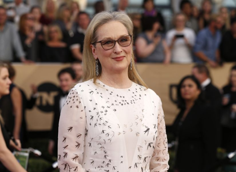Meryl Streep files for trademark over her name to protect her personal brand from being exploited
