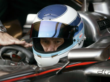 Meeting Mika Hakkinen: Here's what it's like to be driven around in a Caparo T1 by the 'Flying Finn'