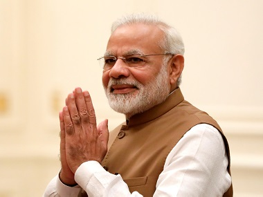 Narendra Modi thanks people of Gujarat Himachal Pradesh for BJPs victory says nation is now ready for reform agenda