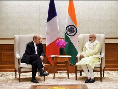 India, France urge global community to act against nations sponsoring terror, resolve to boost defence, trade ties