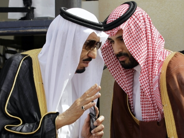 Trouble in House of Saud Dysfunctional dynasty grapples with upheaval as crown prince makes intriguing moves