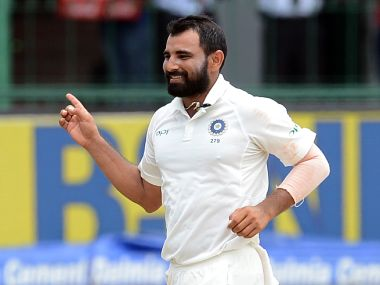India vs Sri Lanka: Mohammed Shami says team did not get right kind of tracks to prepare for South Africa tour