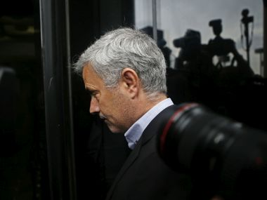 Manchester United boss Jose Mourinho testifies at Madrid court over $3.8 million tax fraud charges