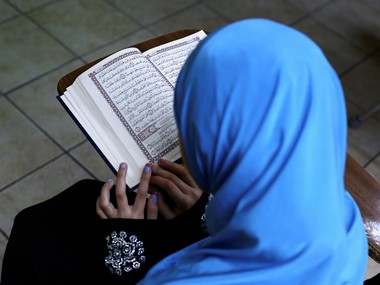 Uttar Pradesh school prohibits Muslim girl student from wearing headscarf tells her to join a madrassa