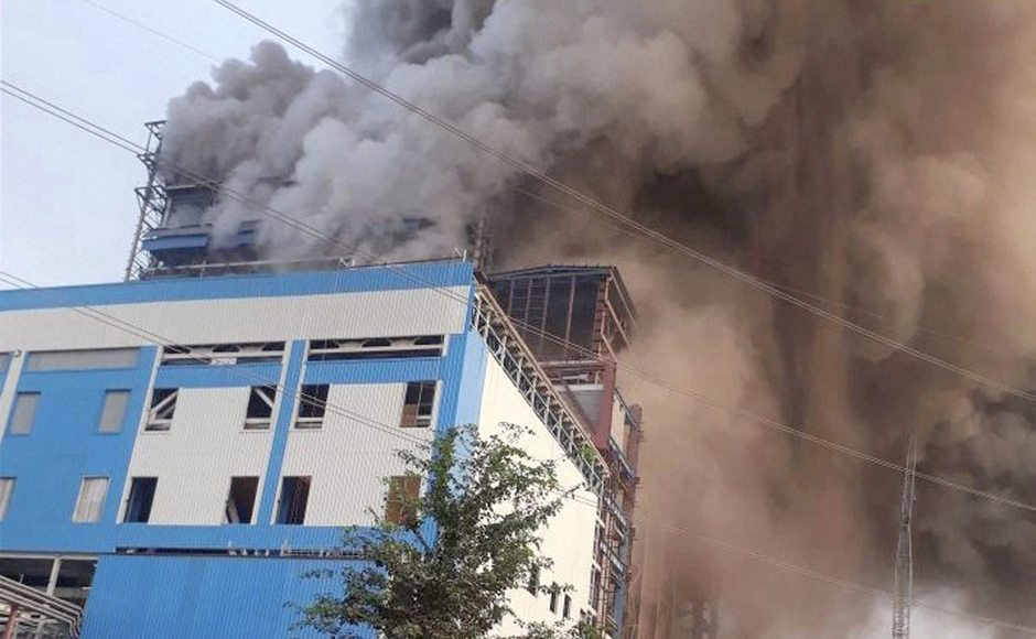 At least 18 dead, scores scorched as boiler explodes at NTPC Unchahar; toll likely to shoot up