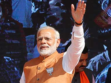 UP's newly-elected BJP mayors to meet Narendra Modi on Tuesday