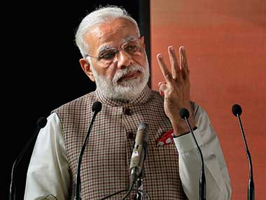 Gujarat polls: BJP relying on Narendra Modi's vision as prime minister and past performance as chief minister