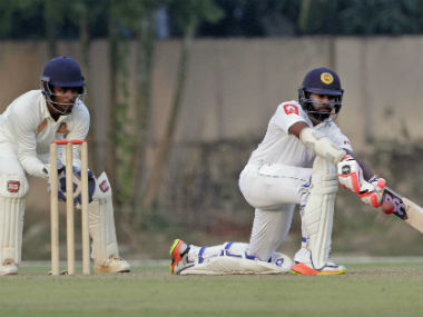 Board President's XI vs Sri Lanka: Visitors dominate with bat on Day 1 of warm-up clash, declare on 411/9