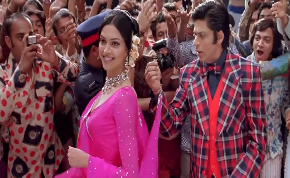Om Shanti Om is ten years old: A look at some iconic songs from the Shah Rukh-Deepika starrer