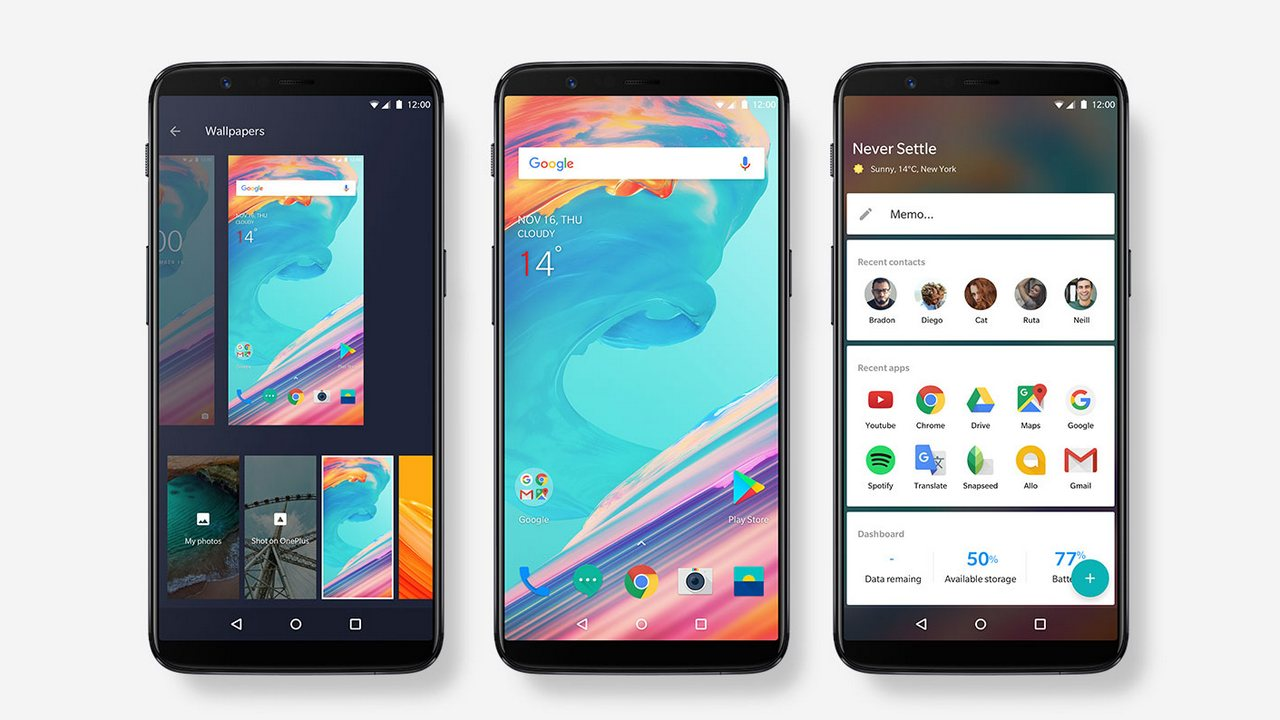 The OnePlus 5T