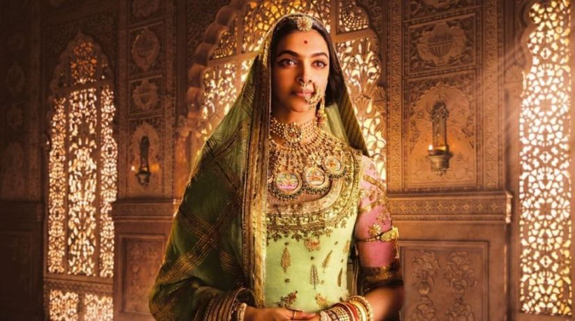 Deepika Padukone in a still from Padmavati. Facebook