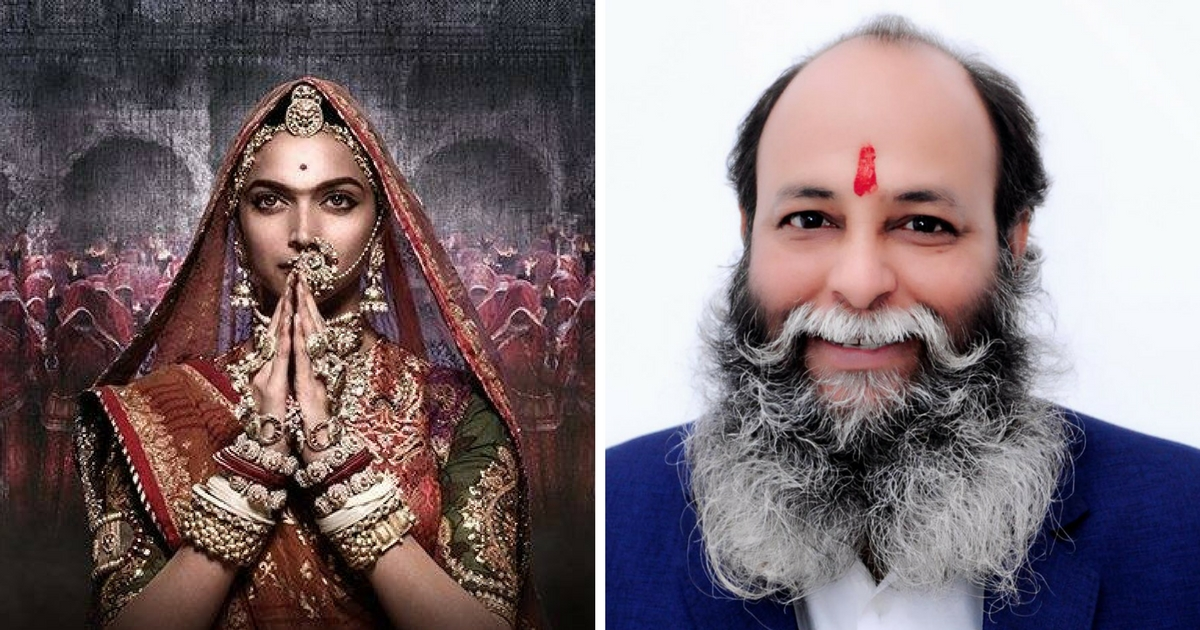 Padmavati controversy: BJP leader Suraj Pal Amu, who announced 10-crore bounty on film's team, steps down as party media coordinator