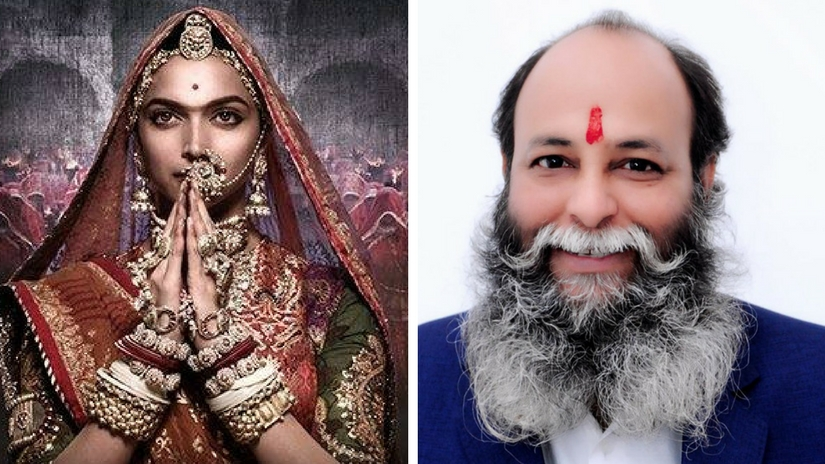 Padmavati controversy BJP leader Suraj Pal Amu who announced 10crore bounty on films team steps down as party media coordinator