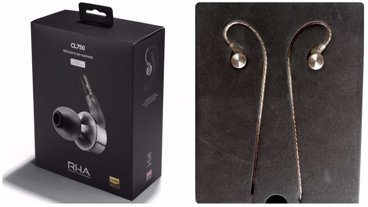 RHA CL750 review: Premium earphones for those who really appreciate good sound