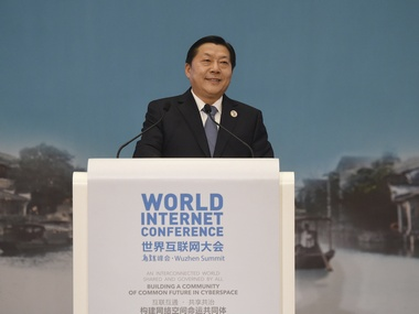 Lu Wei, director of Cyberspace Administration of China. Reuters