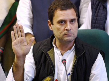 Rahul Gandhi likely to be elevated to Congress president before Gujarat Assembly election, reports say