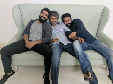 Baahubali director SS Rajamouli's next film to feature Ram Charan and Jr NTR