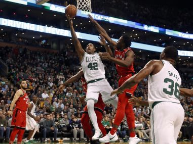 NBA: Al Horford helps Celtics clinch 12th straight win; Rockets rout Pacers as James Harden scores 26 points