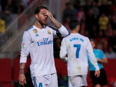 Zinedine Zidane faces toughest test of his managerial career with Real Madrid seemingly in crisis