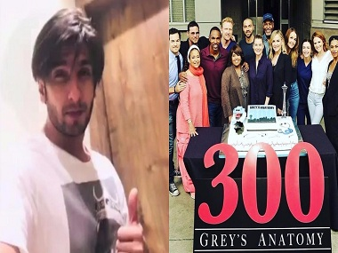 Ranveer Singh's transformation; Grey's Anatomy celebrates 300 episodes: Social Media Stalkers' Guide