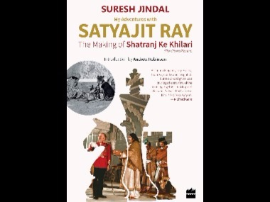My Adventures with Satyajit Ray: The Making of Shatranj Ke Khilari is a must-read for movie lovers