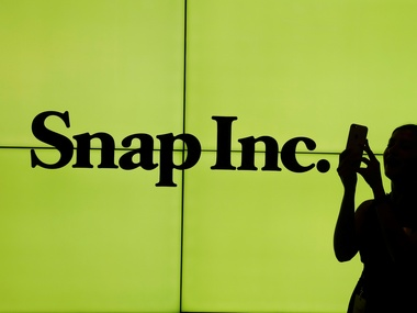 Tencent buys 12 percent stake in Snapchat operator Snap