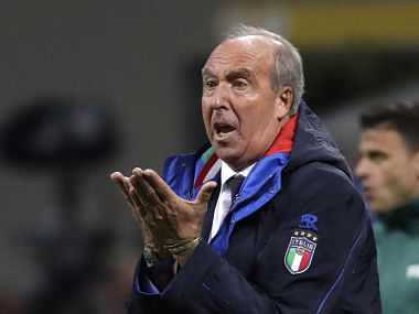 FIFA World Cup 2018 qualifiers Italy coach Gian Piero Ventura refuses to resign despite not qualifying for finals