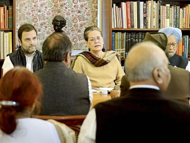 At CWC meeting Sonia Gandhi takes attack to BJP, accuses Narendra Modi govt of sabotaging Parliament's Winter Session