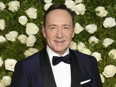 Kevin Spacey can't be fired from House of Cards on Netflix due to lack of morality clause in contract