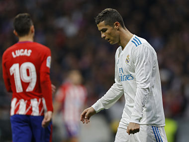 La Liga: Real Madrid's goalless draw with Atletico leaves Barcelona ten points clear at the top