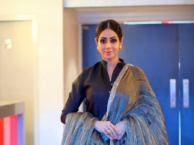 IFFI 2017: Sridevi inaugurates Indian Panorama section as Day 2 goes off without a hitch