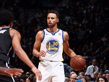 NBA: Stephen Curry's heroics help Golden State Warriors power past Brooklyn Nets; LA Lakers record win
