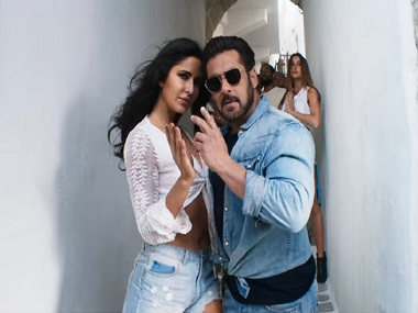 Watch: Tiger Zinda Hai song 'Swag Se Swagat' is all about Salman and Katrina's moves