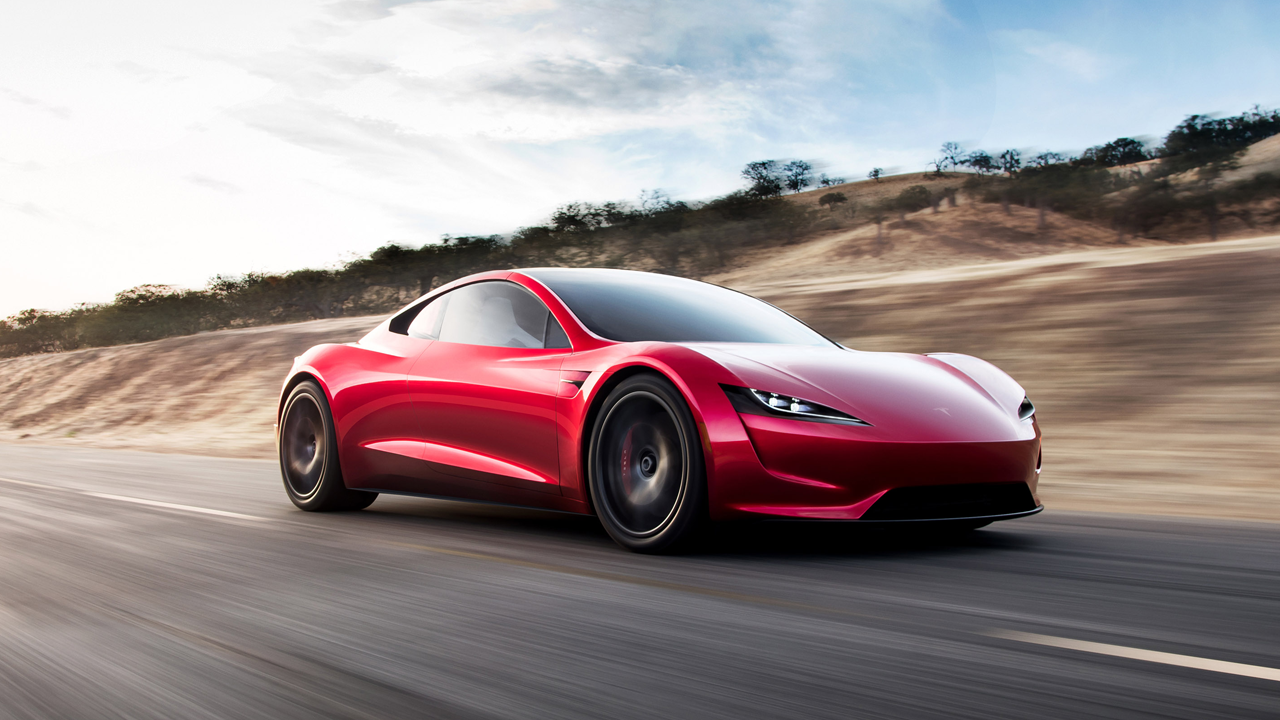 The announcement of the Roadster caught everyone by surprise