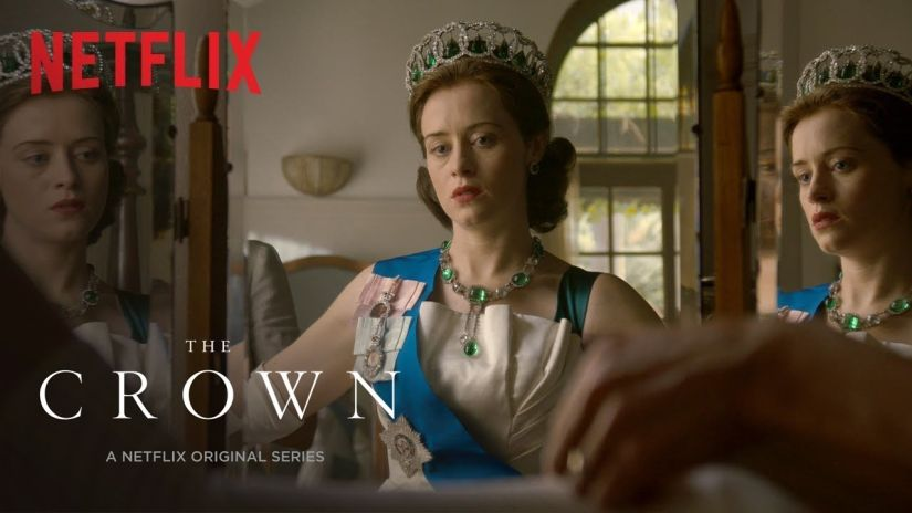 Claire Foy returns as The Queen in Netlfix's 10-episode second season. YouTube