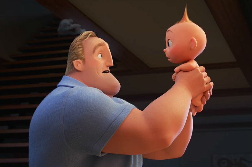 The Incredibles 2 First Teaser Trailer Debuts