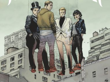 Netflix announces first comic book with Mark Millar's The Magic Order, a six-issue dark fantasy series