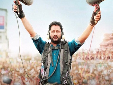 Resul Pookutty on his acting debut: 'It was my dream to record Thrissur Pooram live'
