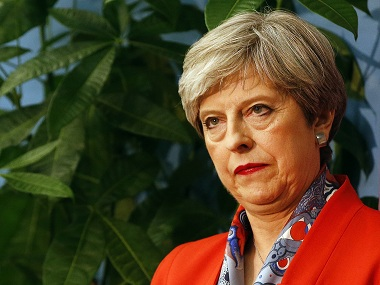 Theresa May govt in Britain faces tough road ahead due to recent sex scandals, gaffes
