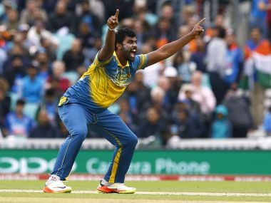 India vs Sri Lanka: Islanders' sports minister stops nine players including ODI captain Thisara Perera from leaving for India