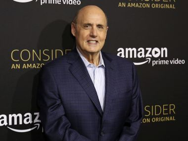 Jeffrey Tambor accused of sexual harassment again, this time by Transparent co-star Trace Lysette