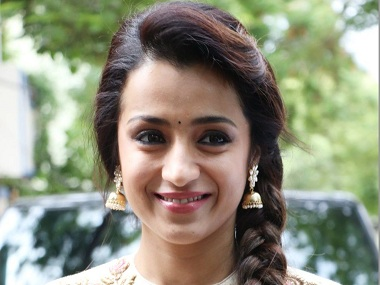 Tamil actor Trisha Krishnan conferred with UNICEF celebrity advocate status