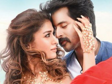 Velaikkaran song Iraiva is a melodious track amped up by Jonita Gandhi, Anirudh Ravichander's vocals