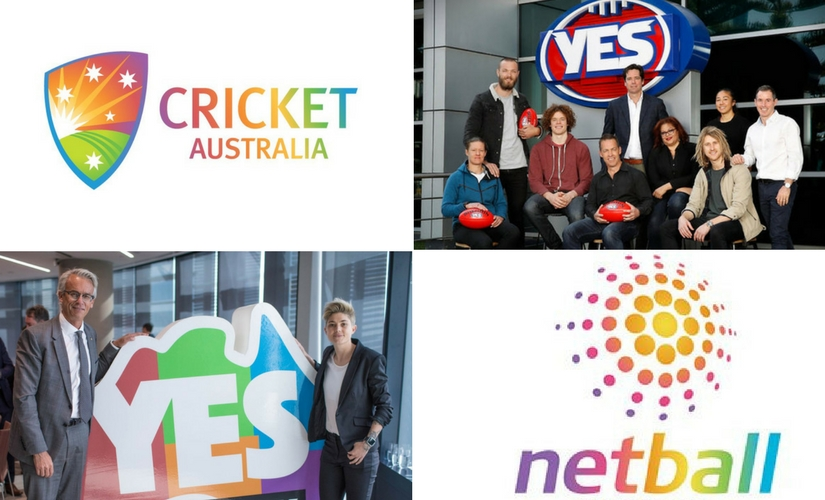 How Australian athletes shaped history by campaigning for same-sex marriage as nation voted 'yes'