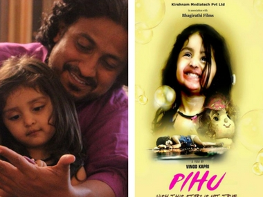 IFFI 2017: Pihu director Vinod Kapri on making the world's first film starring only a two-year-old