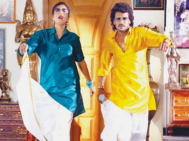 Upendra Matte Baa movie review: Soggade Chinni Nayana remake works in some bits, falls flat in others