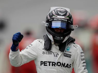Brazilian Grand Prix Valtteri Bottas shines in qualifying on troubled day for Mercedes and Lewis Hamilton