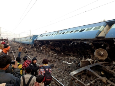 Vasco Da GamaPatna Express derailment as it happened Police identifies all three deceased