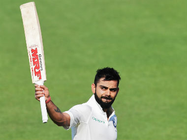 India vs Sri Lanka: Century machine Virat Kohli's tremendous success continues with 50th international ton