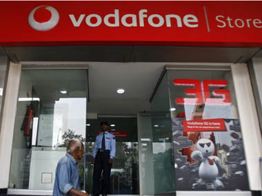 AGR concerns Vodafone Groups global CEO Nick Read plans to meet telecom minister Ravi Shankar Prasad